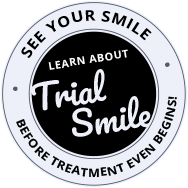 Trial Smile Badge